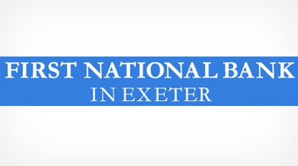 First National Bank In Exeter logo