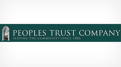 Peoples Trust Company of St. Albans logo