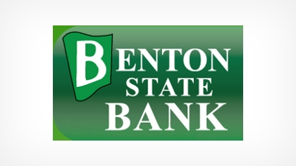 The Benton State Bank logo