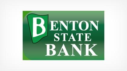 The Benton State Bank logo