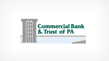 Commercial Bank and Trust of Pa logo