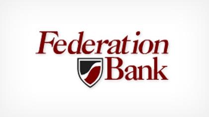 Federation Bank logo