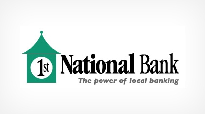 First National Bank In Howell logo