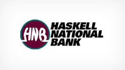 Haskell National Bank logo