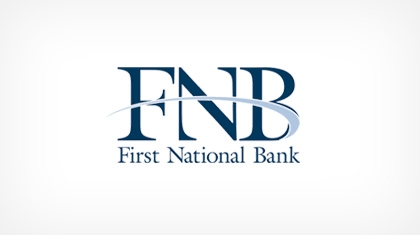First National Bank In Deridder logo