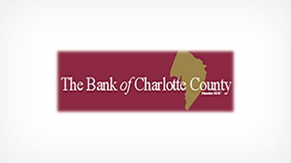 The Bank of Charlotte County logo