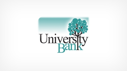 University Bank logo
