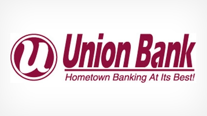 The Union Bank of Mena logo