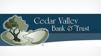 Cedar Valley Bank & Trust logo