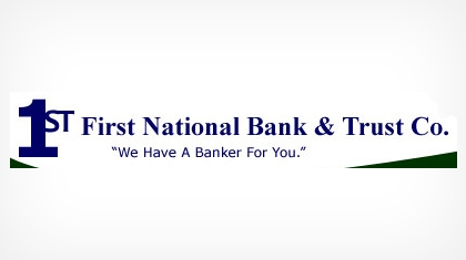 First National Bank & Trust Co. of Williston logo