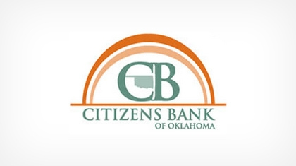 Citizens Bank of Oklahoma logo
