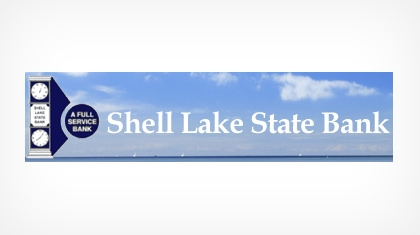 Shell Lake State Bank logo
