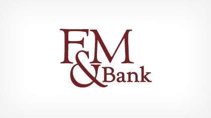 F & M Bank, National Association logo