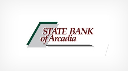State Bank of Arcadia logo