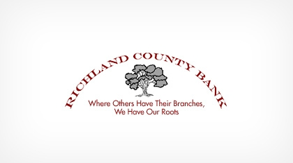 Richland County Bank logo