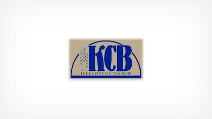 The Kearny County Bank Logo