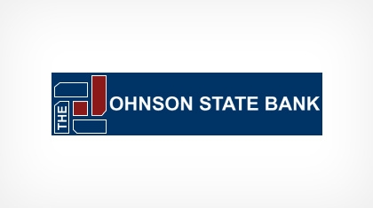 The Johnson State Bank logo