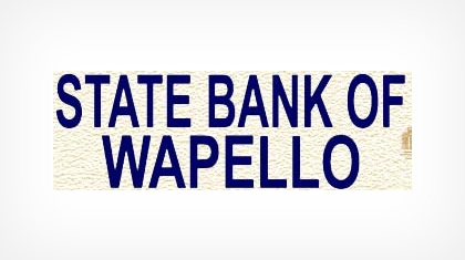 State Bank of Wapello logo
