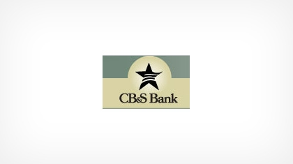 Cb&s Bank, Inc. logo