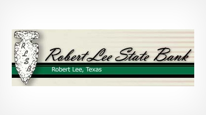 Robert Lee State Bank logo