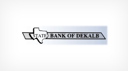 State Bank of De Kalb logo