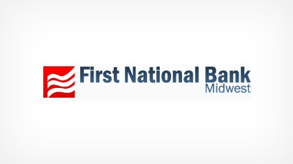 First National Bank Midwest logo