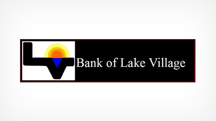 Bank of Lake Village logo