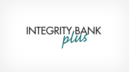 Integrity Bank Plus Logo