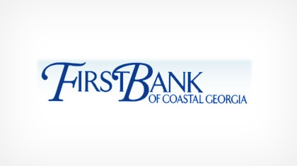 First Bank of Coastal Georgia Logo