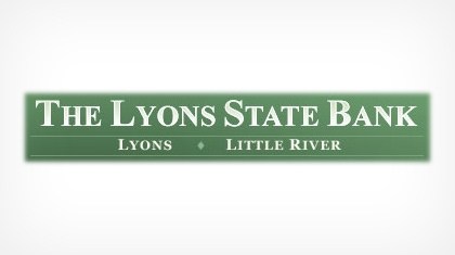 The Lyons State Bank logo