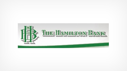 The Hamilton Bank logo