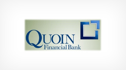 Quoin Financial Bank logo