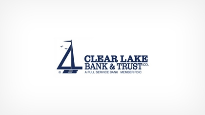 Clear Lake Bank and Trust Company logo