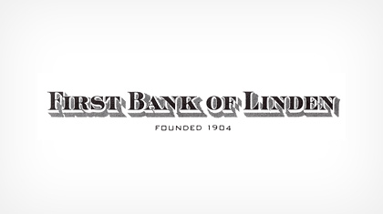 First Bank of Linden logo