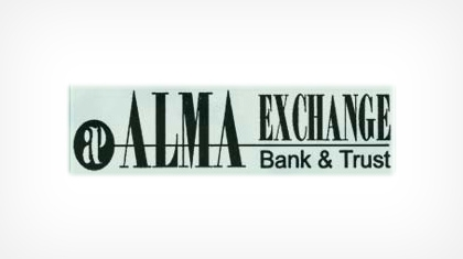 Alma Exchange Bank & Trust logo