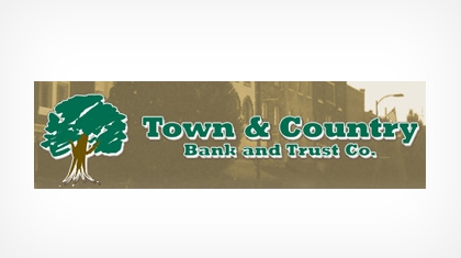 Town & Country Bank and Trust Company logo