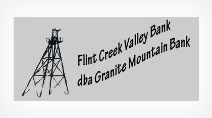 Flint Creek Valley Bank logo