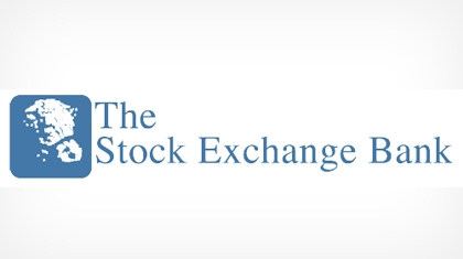 The Stock Exchange Bank, Caldwell, Kansas logo