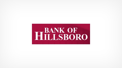 Bank of Hillsboro logo
