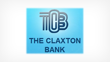 The Claxton Bank logo
