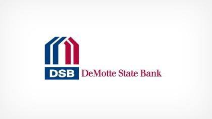 Demotte State Bank logo