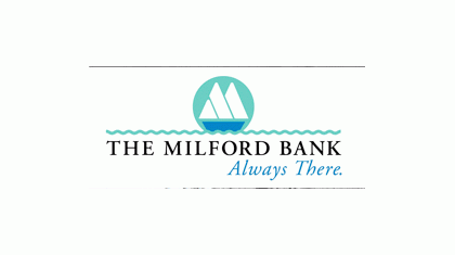 The Milford Bank logo