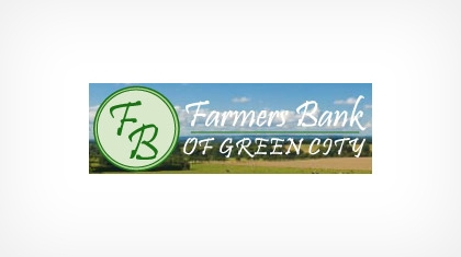 Farmers Bank of Green City logo
