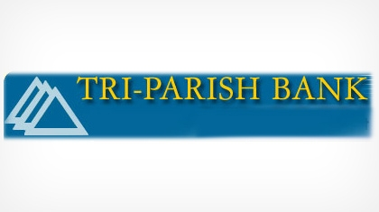 Tri-parish Bank logo
