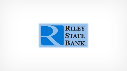 The Riley State Bank of Riley, Kansas Logo
