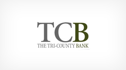 The Tri-county Bank logo