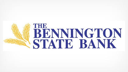 The Bennington State Bank logo