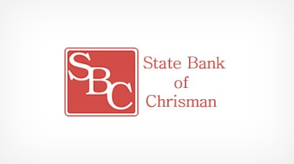 State Bank of Chrisman logo
