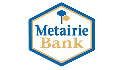 Metairie Bank & Trust Company logo
