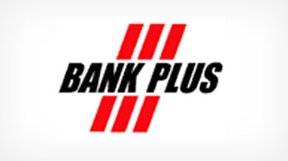 Bank Plus logo